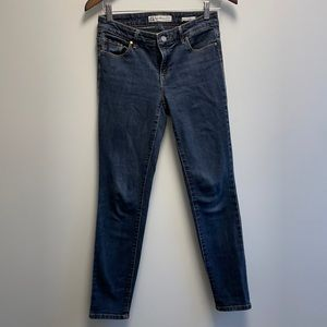 Anne Klein skinny high rise jeans size 2